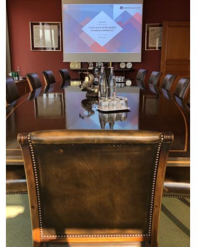 Notz Stucki Investment Meeting – Pierre Gave