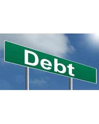 L'esplosione del debito a tassi di interesse negativi