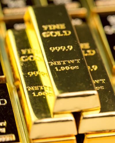 Alla ricerca di rifugio nell'oro