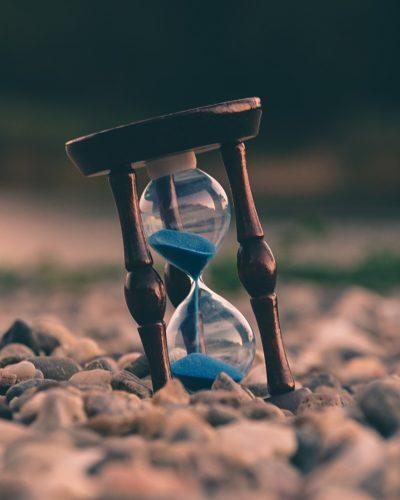 L'unica vera arma a nostra difesa: il tempo