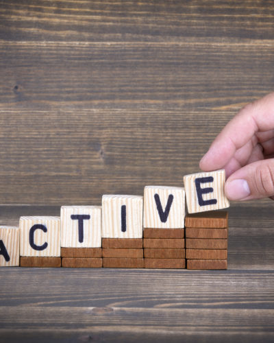 Chart of the Month – Active Management is back!