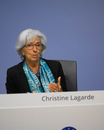 BCE: continua la lotta alla pandemia