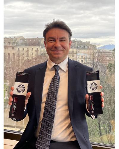 Notz Stucki crowned Overall External Asset Manager