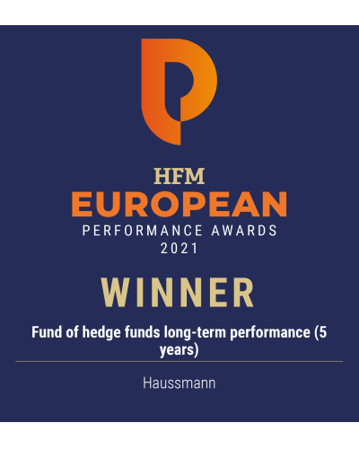 Haussmann named best fund of hedge funds